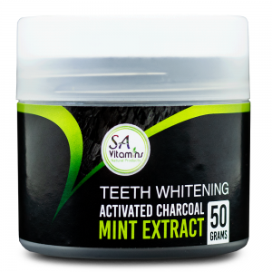 Activated Charcoal Teeth Whitening Powder 50g
