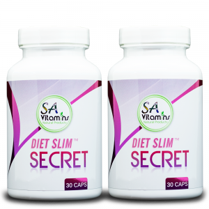 2 X Diet Slim Secret™ 30 Capsules