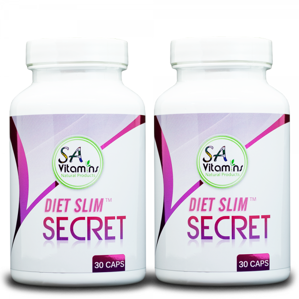 2 X Diet Slim Secret™ 30 Capsules