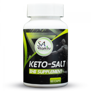 Keto-Salt BHB Supplement