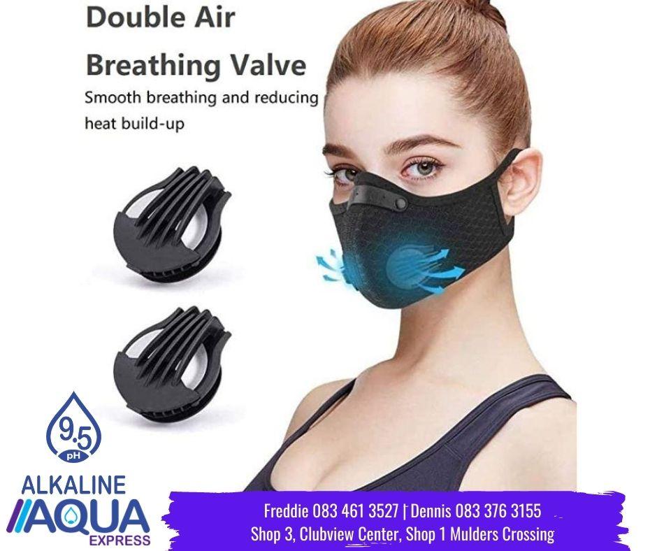 K95 Sports Mask Double valve