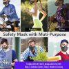 K95 Sports Mask application